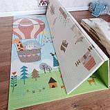 Детский коврик игровой  с сумкой 180*160, фото 5