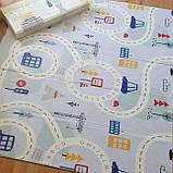 Детский коврик игровой  с сумкой 180*160, фото 3