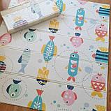 Детский коврик игровой  с сумкой 180*160, фото 2