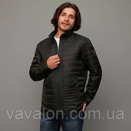 Куртка демисезонная Vavalon KD-180 Khaki, фото 2