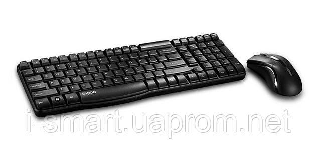 Беспроводной комплект (Keyboard + Mouse) черная