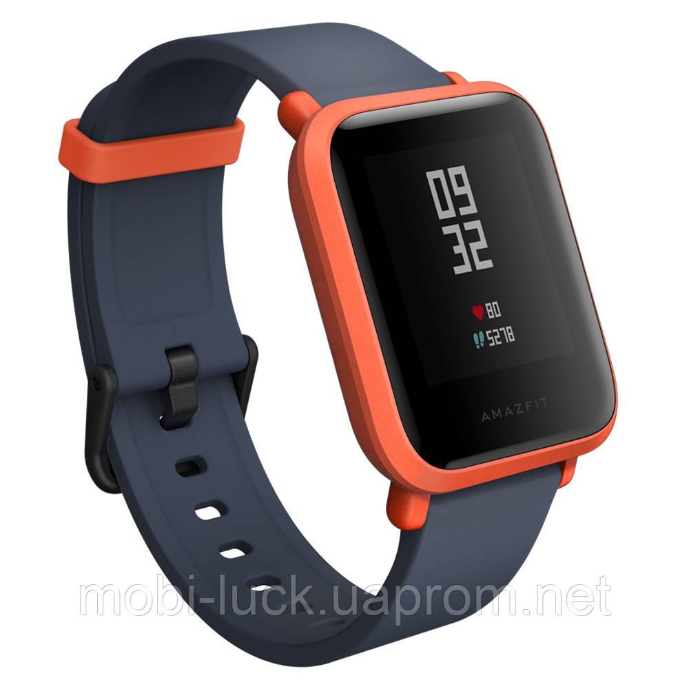 Смарт-часы Amazfit Bip Smartwatch Red (orange) global