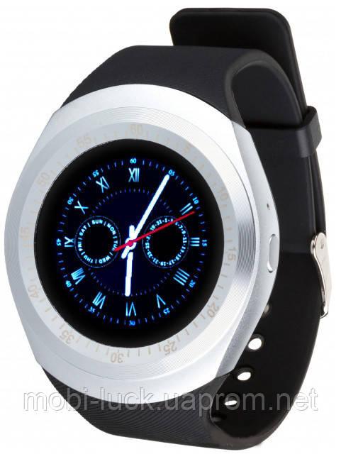 Смарт-часы UWatch Y1 Silver/Black