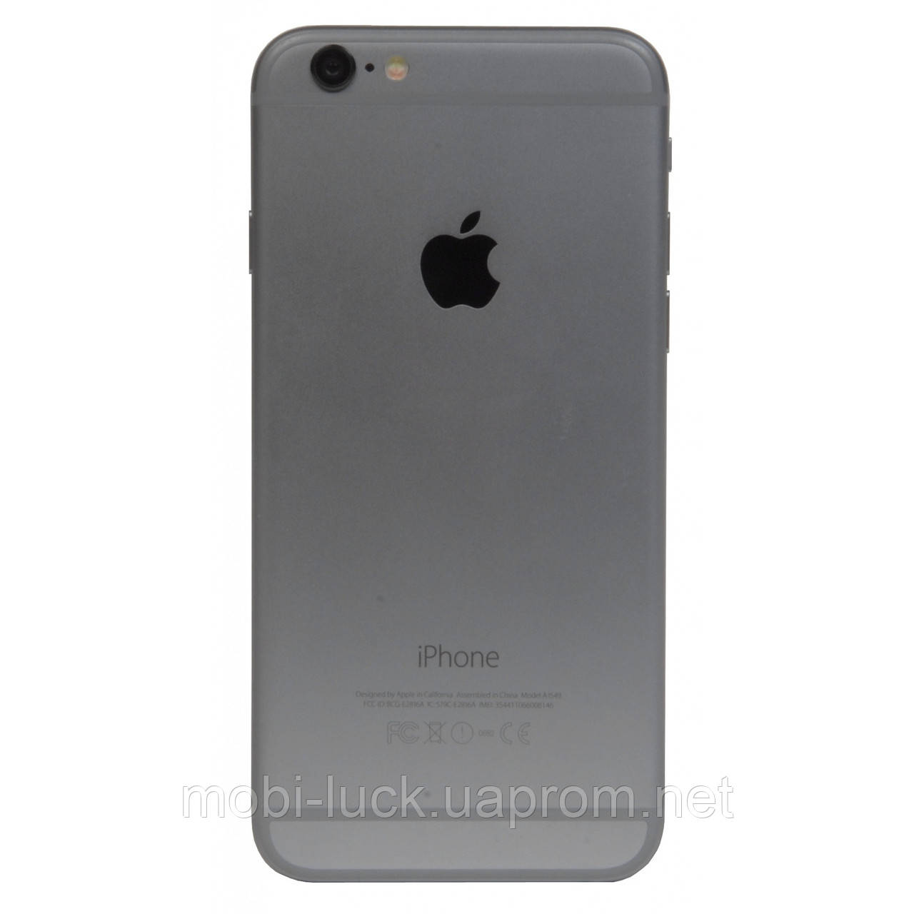 Смартфон Apple iPhone 6 16GB Space Gray Grade A Refurbished