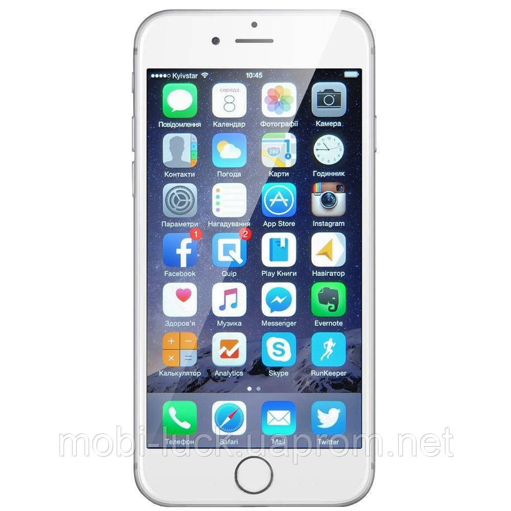 Смартфон Apple iPhone 6 16GB Silver Grade A Refurbished