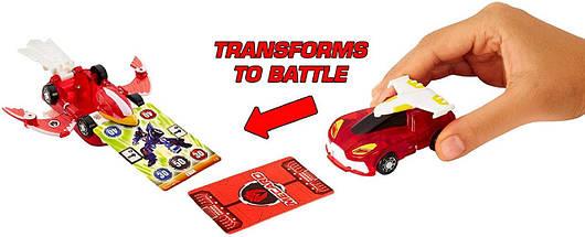 Машинка-трансформер Мекард Тадор Делюкс / Mecard Tador Deluxe / Mattel оригінал, фото 3