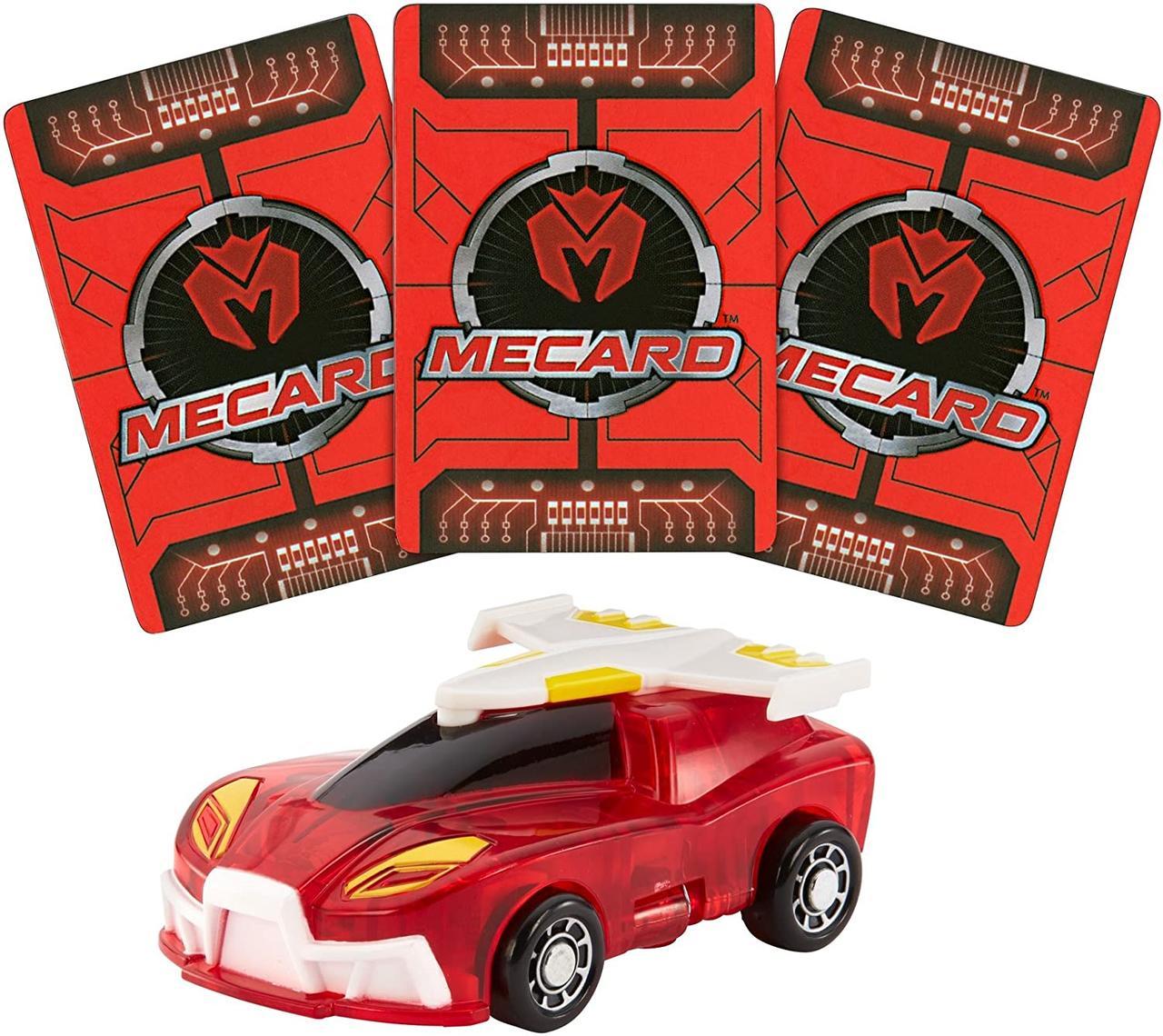 Машинка-трансформер Мекард Тадор Делюкс / Mecard Tador Deluxe / Mattel оригінал