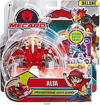 Машинка-трансформер Мекард Тадор Делюкс / Mecard Tador Deluxe / Mattel оригінал, фото 2
