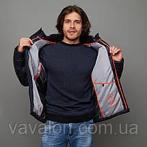 Куртка демисезонная Vavalon EZ-923 Navy, фото 2