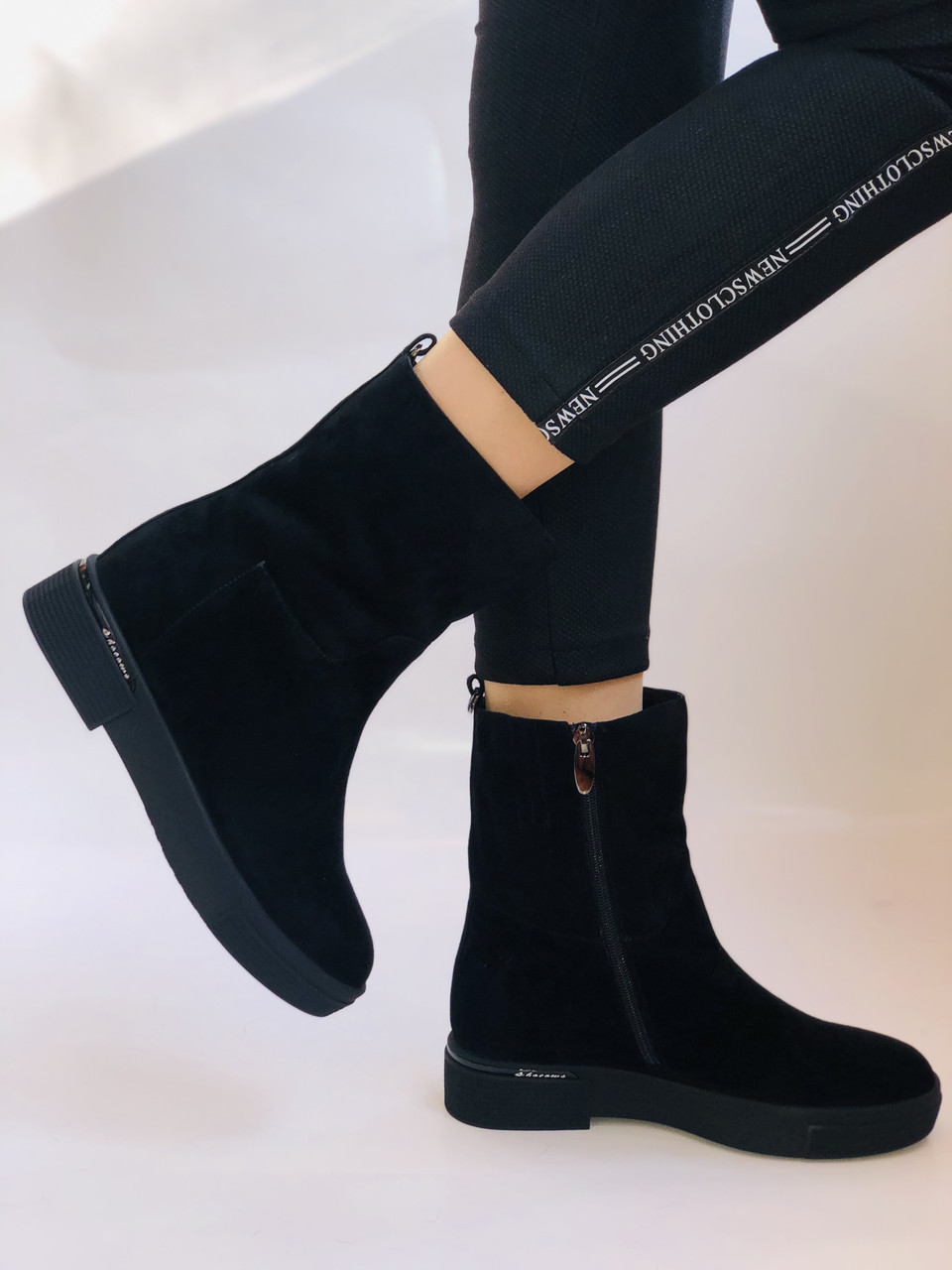 Polann, Зимние ботинки на натуральном меху. Р.36, 38