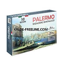 """Биметаллический радиатор для отопления """"Palermo"""""""