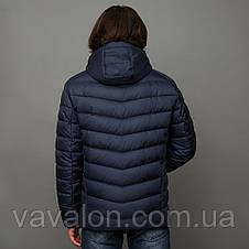 Куртка демисезонная Vavalon EZ-932 Navy, фото 3