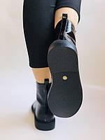 Женские осенние ботинки на низкой подошве. Натуральная кожа. Люкс качество.Stalo Totti Р. 38.  40, фото 6