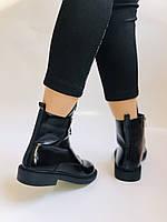 Женские осенние ботинки на низкой подошве. Натуральная кожа. Люкс качество.Stalo Totti Р. 38.  40, фото 5