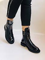 Женские осенние ботинки на низкой подошве. Натуральная кожа. Люкс качество.Stalo Totti Р. 38.  40, фото 9