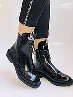 Женские осенние ботинки на низкой подошве. Натуральная кожа. Люкс качество.Stalo Totti Р. 38.  40, фото 7