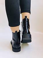 Женские осенние ботинки на низкой подошве. Натуральная кожа. Люкс качество.Stalo Totti Р. 38.  40, фото 10
