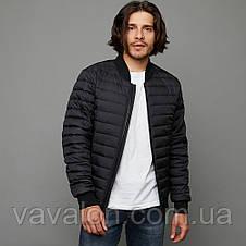 Куртка демисезонная Vavalon KD-933 Black, фото 3