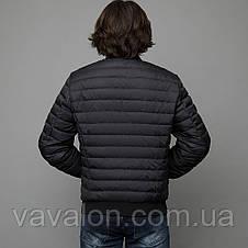 Куртка демисезонная Vavalon KD-933 Black, фото 2