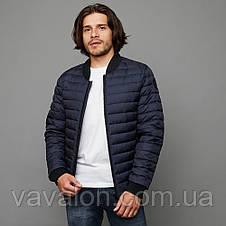Куртка демисезонная Vavalon KD-933 Navy, фото 2