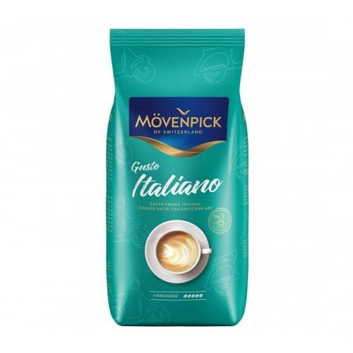 "Кофе в зернах J.J.Darboven Movenpick ""Gusto Italiano""  1кг Германия"