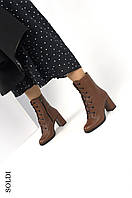 Ботинки на каблуке. ОПТ., фото 1