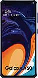 Смартфон Samsung Galaxy A60 2019 SM-A6060 6/64GB Black, фото 2