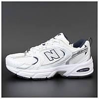Кроссовки New Balance 530 White Silver, кроссовки нью беленс 530, кросівки New Balance 530, NB 530