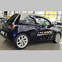 Молдинги на двері для Opel Adam 3 Door 2012-2019