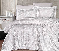 Комплект постельного белья семейный Cotton Satin First Choice (Advina Şampanya)