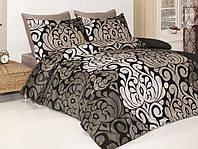 Комплект постельного белья семейный Cotton Satin First Choice (Laura Tas)