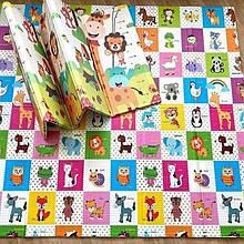 Дитячий килимок ігровий 200*180