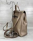 Сумка-Рюкзак женский - искусственная кожа!, фото 2