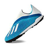 Бутси футбольные Adidas X 19.3 TF EF0632, фото 2
