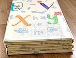 Детский игровой коврик для ползания 200х180, фото 3