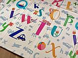Детский игровой коврик для ползания 200х180, фото 2