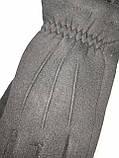 Сенсорны трикотаж з Арктичний оксамит Angel рукавички чоловічі тільки оптом, фото 2