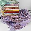 Кашемировый двухстонный шарф палантин Cashmere 106006, фото 2