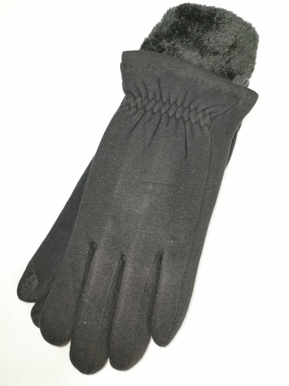 Сенсорны трикотаж з Арктичний оксамит Angel рукавички чоловічі тільки оптом