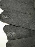 Сенсорны трикотаж з Арктичний оксамит Angel рукавички чоловічі тільки оптом, фото 4