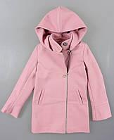Пальто для девочек с капюшоном, фото 1