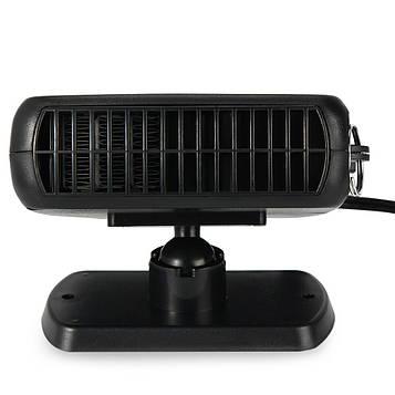 Вентилятор-обігрівач - 2 в 1 від прикурювача авто 12V (VER-2) (SV)