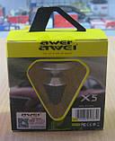 Магнитный автомобильный держатель Awei X5, фото 4
