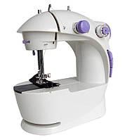 Міні швейна машинка з підсвічуванням 4 in 1 SM - 201, Sewing Machine з доставкою по Україні