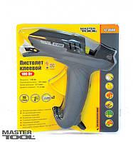 Клеевой пистолет Mastertool 42-0504 диаметр стержней 11.2 мм система «Капля Стоп»