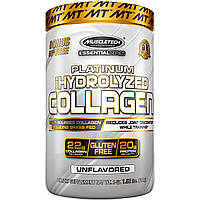 Препарат для восстановления суставов и связок MuscleTech Platinum 100% Hydrolyzed Collagen(692 г)