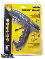 Клеевой пистолет Mastertool 42-0505 диаметр стержней 11.2 мм система «Капля Стоп»