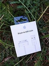 Кабель для iPhone 4 4S оригинал Apple 30 pin MA591ZM/C