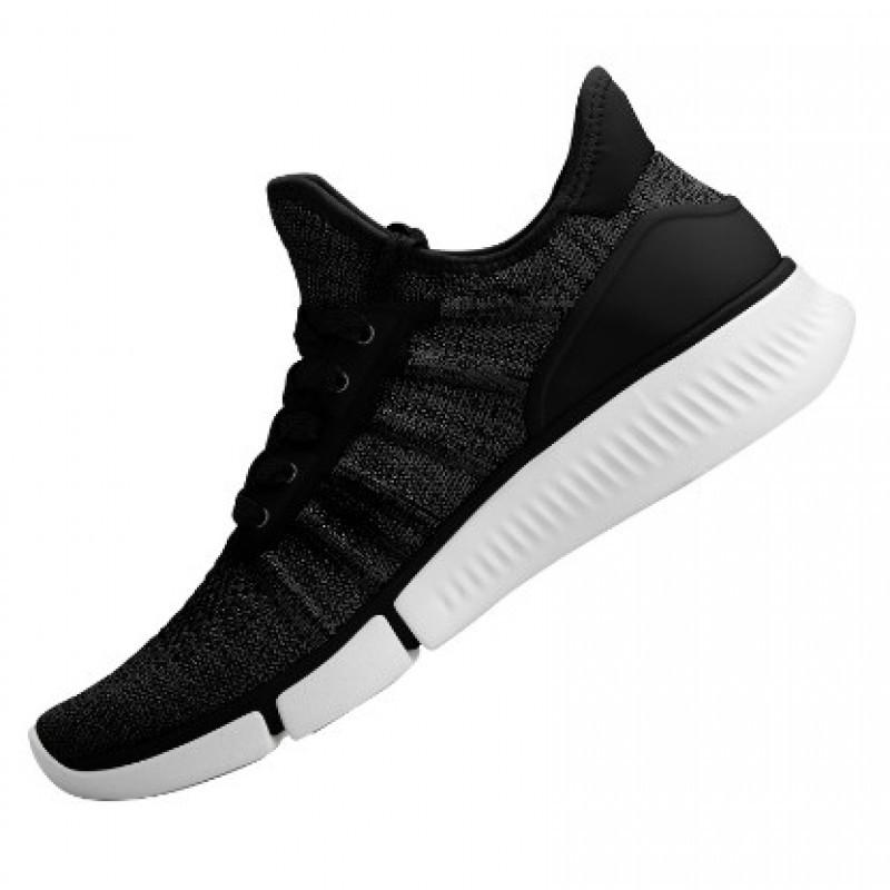 Кроссовки Xiaomi Mijia Sneakers 1 MJYDX01MYC (EUR 40, Black, Стелька 25 см) Без смарт-чипа