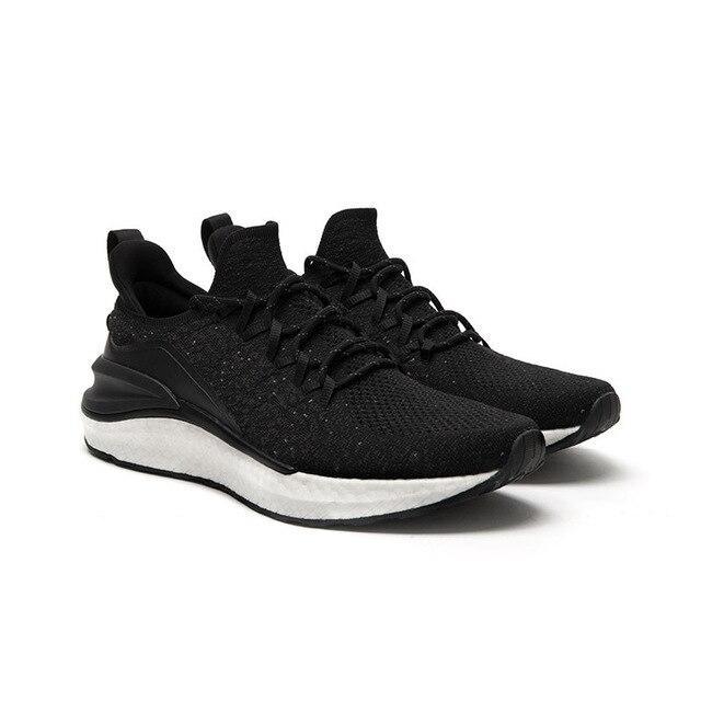 Кроссовки Xiaomi Mijia Sneakers 4 A12935 (EUR 39, Black, Стелька 24.5 см)